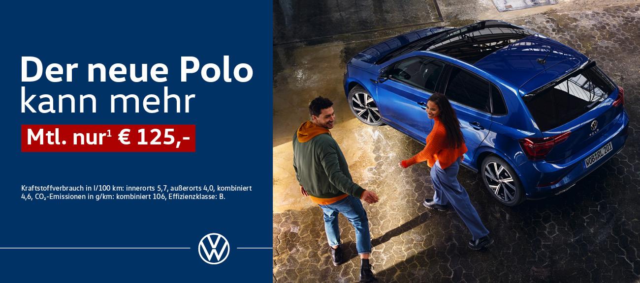 Der neue Polo - Beitrag